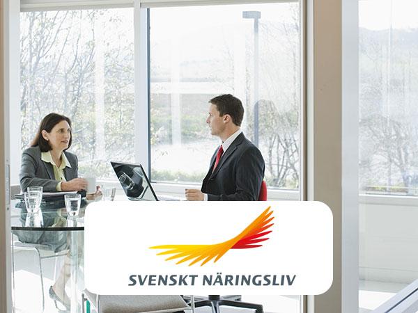 Svenskt Näringsliv och Telemanagement